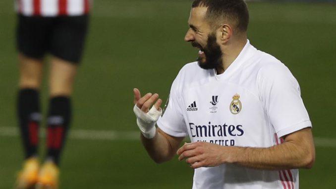 Benzema Real Madrid/ zidane