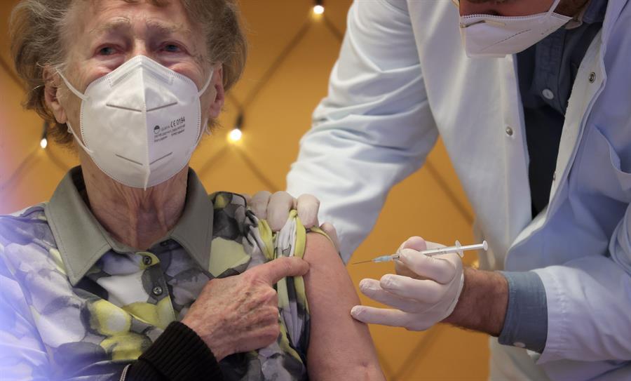 vacuna Alemania
