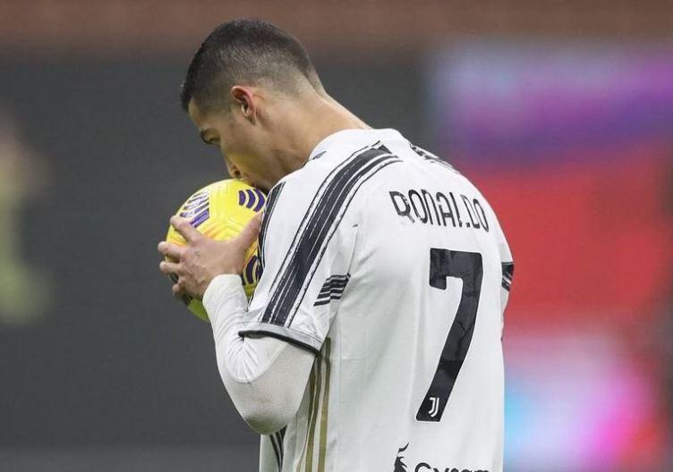 Cristiano goleador max