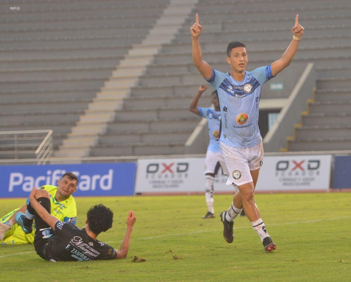 Guayaquil City vs Macará