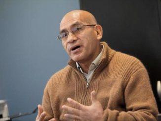 Waldo Mendoza, foto difundida por Gestión