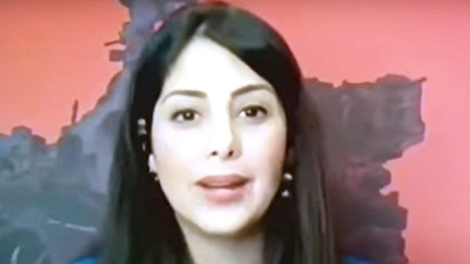 Dana Trujillo, foto noticias Caracol