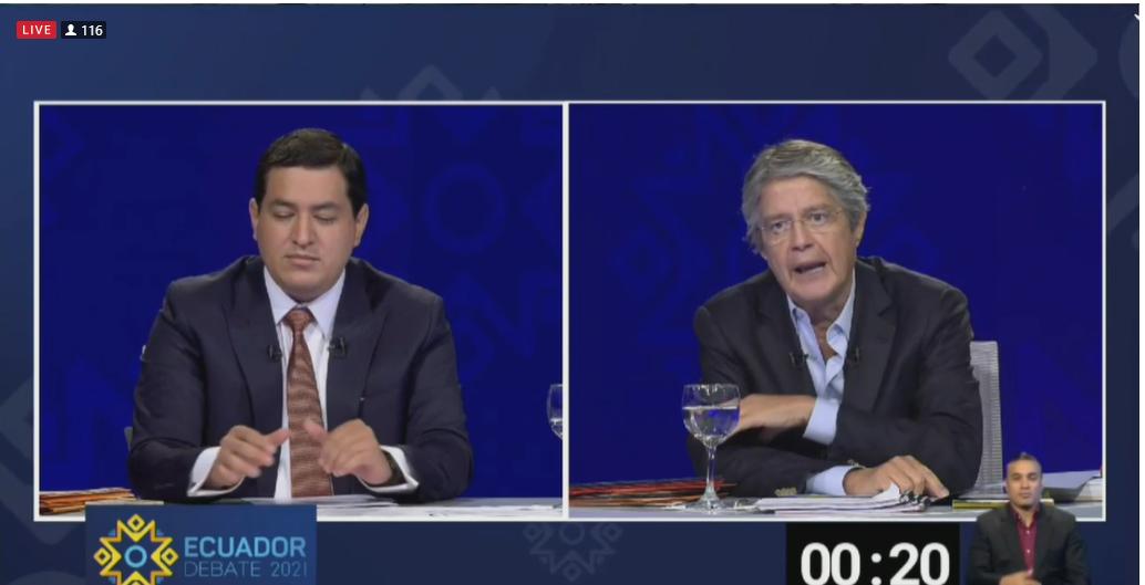 debate segunda vuelta otra