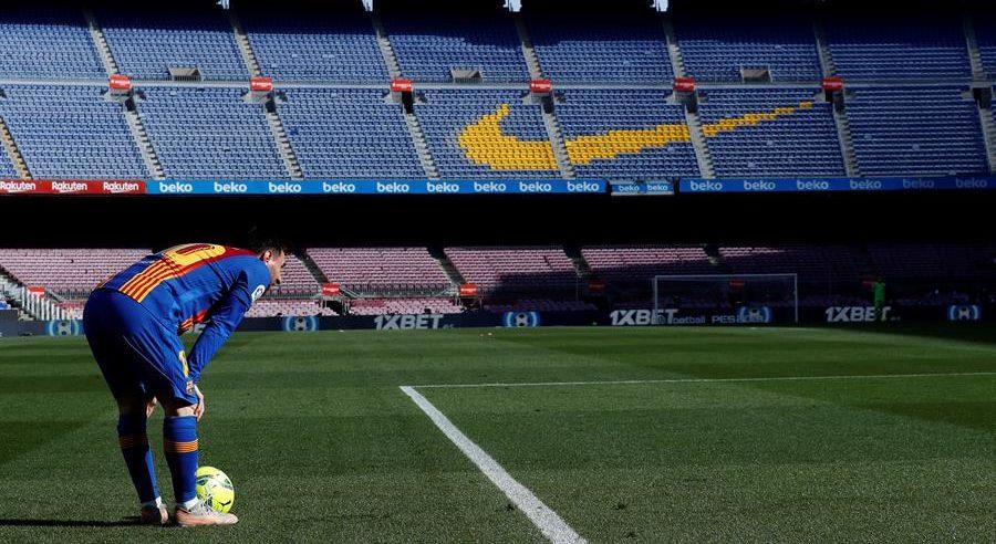 Messi LaLiga