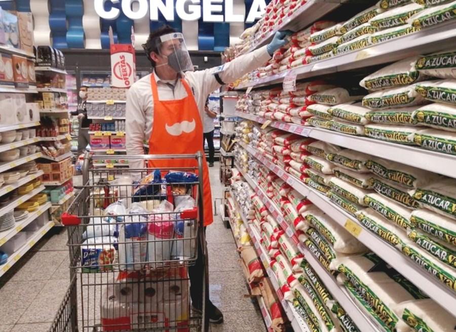rappi personal shopper