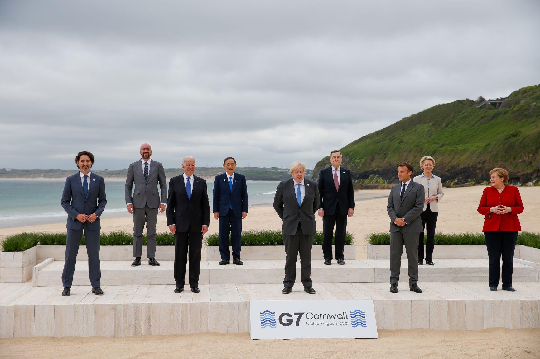 g7 pos covid