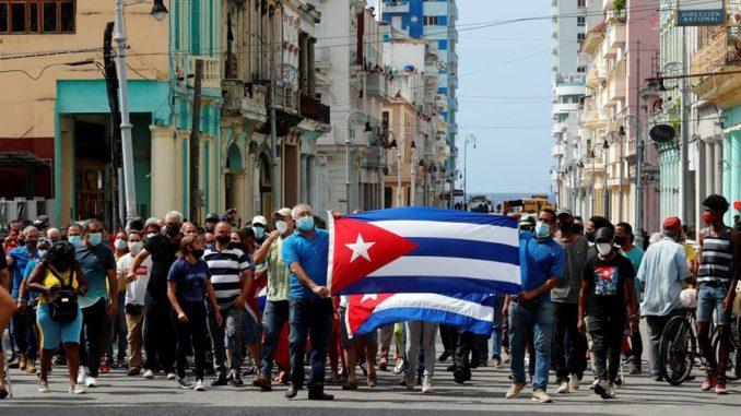 Tag notenemosmiedo en El Foro Militar de Venezuela  Cuba-libre-678x381